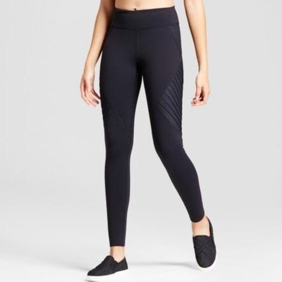 ae4f92f888a4e Joy Lab Pants | Joylab Target Black Moto Legging | Poshmark